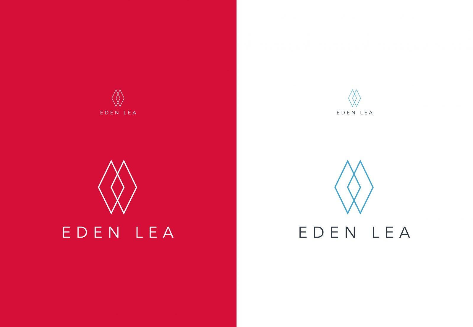 Eden Lea Recruitment Brand Identity