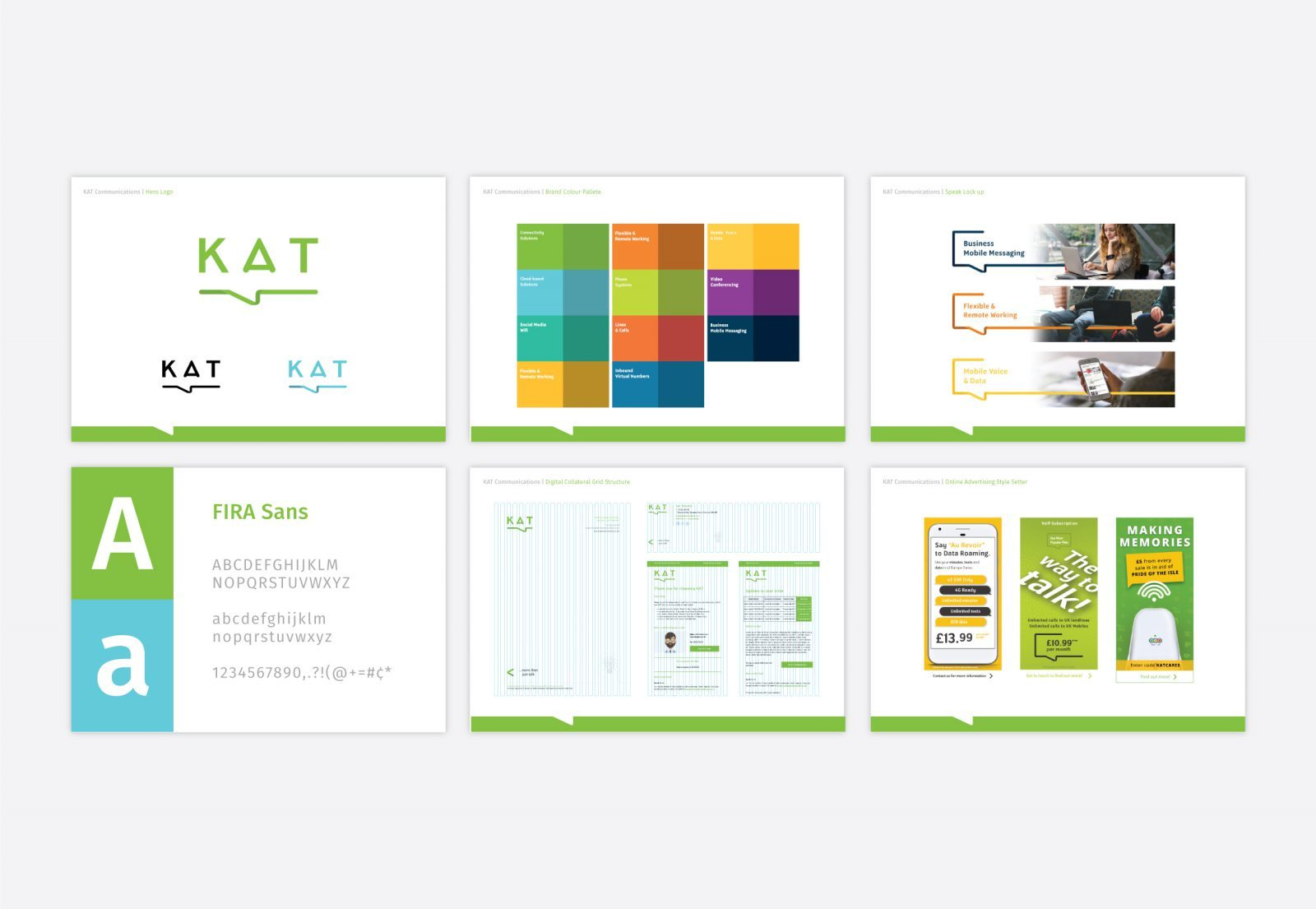 KAT Communications Brand Guidelines