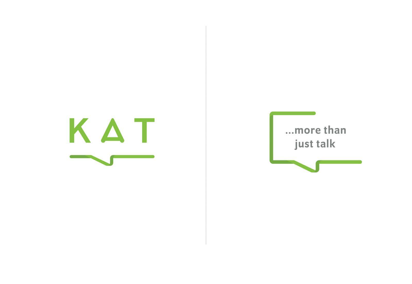 KAT Communications Hero Logo and Strapline