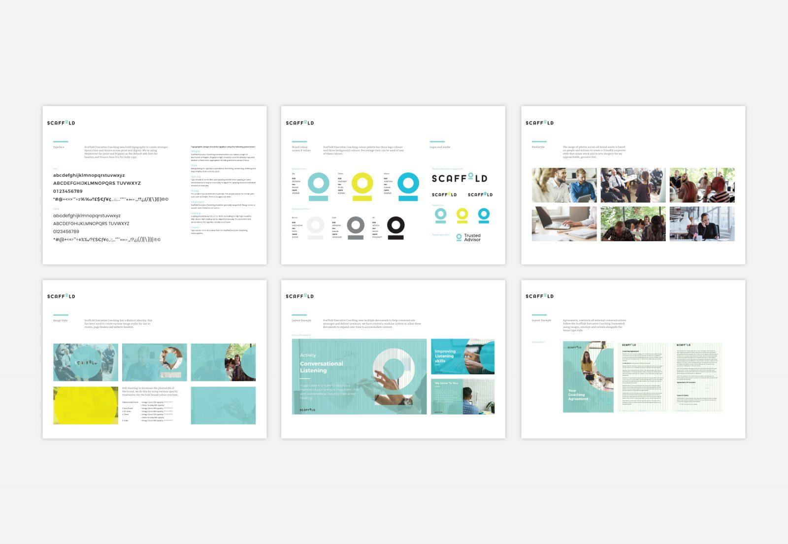 Scaffold Executive Coaching Brand Guidelines